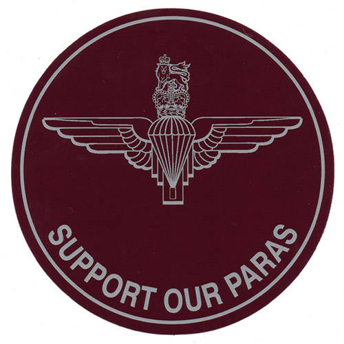 Car Stickers & Badges