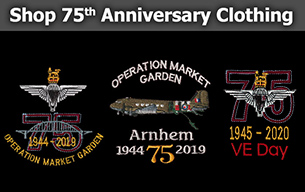 Shop 75th Anniversary Clothing