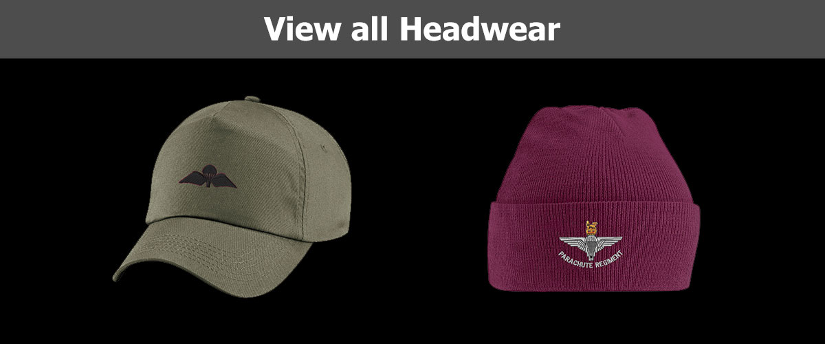 Click to View all Headwear