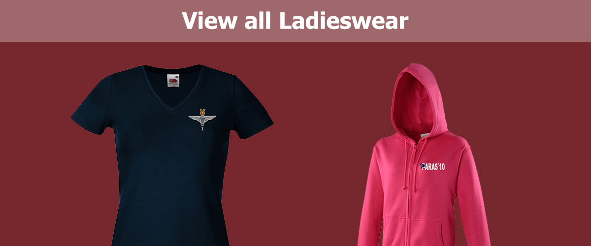 Click to View all Ladieswear