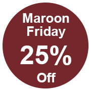 Maroon Friday Special Deal!